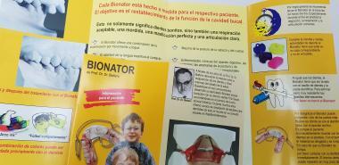 Der Bionator-Patienteninfos in spanisch, 50 St.