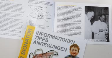 Der Bionator, Tipps, Informationen, Anregungen